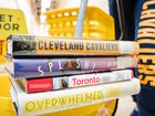 Libraries engage in bookish playoffs trash talk