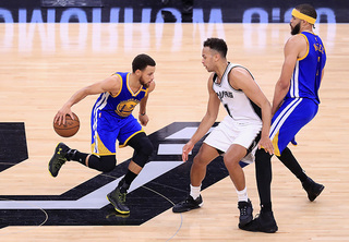 Golden State Warriors headed to the NBA Finals