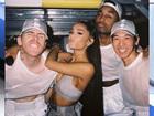 Local Ariana Grande back-up dancers safe