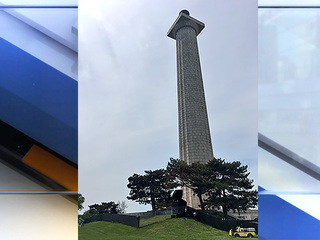Century old Put-In-Bay monument vandalized