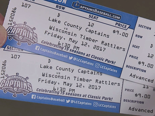 Lake Co. Captains work to boost ticket sales