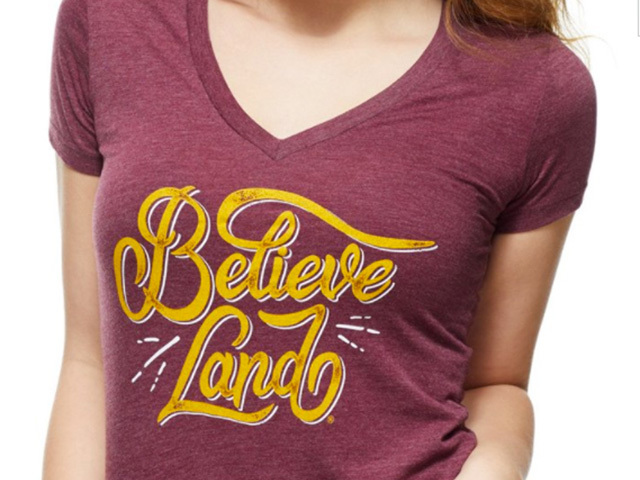 0b92ad8f51a1 Get your gear on to Defend the Land! The hottest Cavs T-shirts from ...