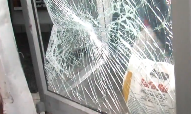 Owner of Ohio City gas station pulls gun on smash and grab robbers