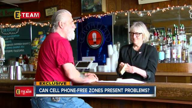 Cell phones are taken away at some Cleveland concert venues- so what…
