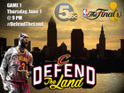 News 5 & ABC: Home to all NBA Finals games