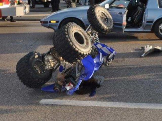 Denison Avenue ATV issues