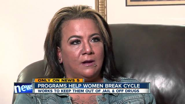 ONLY ON NEWS 5- Breaking the cycle of repeat offenders