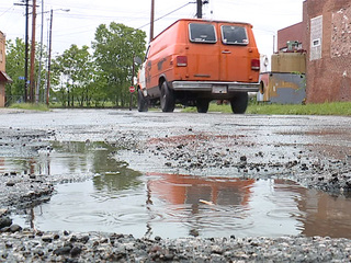 Cleveland roads report vs. reality
