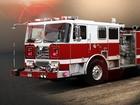 Tulsa fire on scene of grass fire in west Tulsa