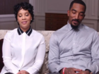 J.R. Smith & his wife talk about daughter Dakota