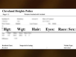 Police put rape victim's personal info online