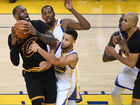 Cavs fall to Warriors in Game 5