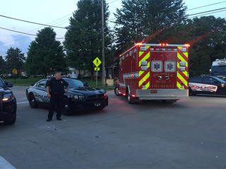 Man in custody after Brunswick standoff