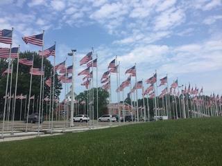 BIBB: Shooting on Flag Day draws calls for unity