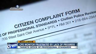 No resolution on CPD assault complaint