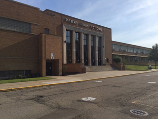 Perry High School student dies unexpectedly