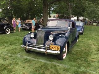PHOTOS: Father's Day antique car show