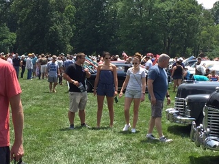 Father's Day Akron car show