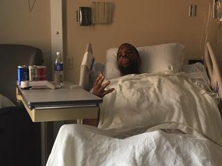 Man survives alone for 2 days after I-77 crash