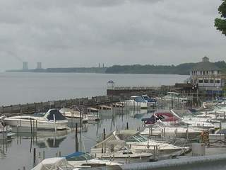 Local beaches under a contamination alert