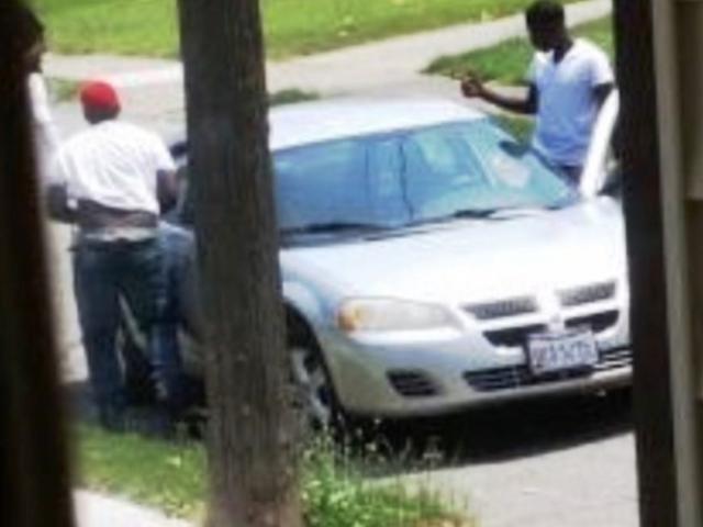 Steelyard car thefts