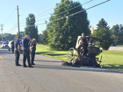 Officers find Amish buggy with no driver