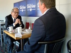 DeWine campaigns for governor in Cuyahoga County