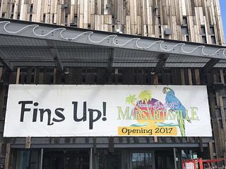 Margaritaville opens in Flats East Bank
