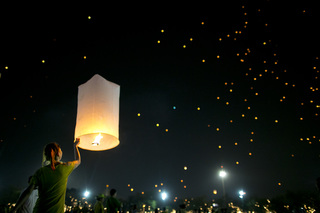 Warning issued about sky lanterns before 4th