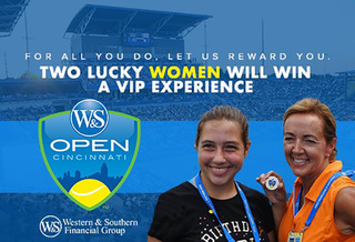 CONTEST: W&S Open Women's VIP sweepstakes