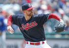 Kluber strikes out 12 as Indians beat Rangers
