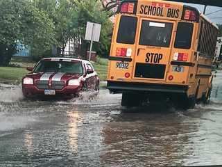 PHOTOS: Heavy flooding in Northeast Ohio