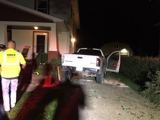 Multiple hit-and-run crashes in Fairport Harbor