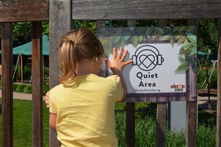 Akron Zoo earns sensory inclusive certification