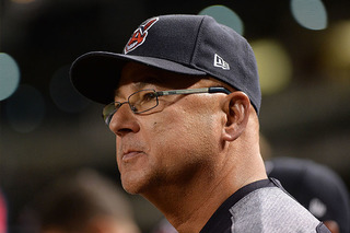 Indians manager released from hospital