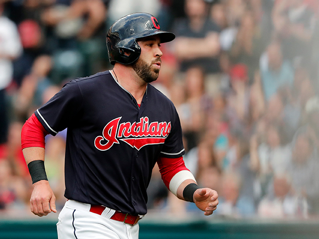Cleveland Indians place Jason Kipnis on disabled list with mild hamstring strain