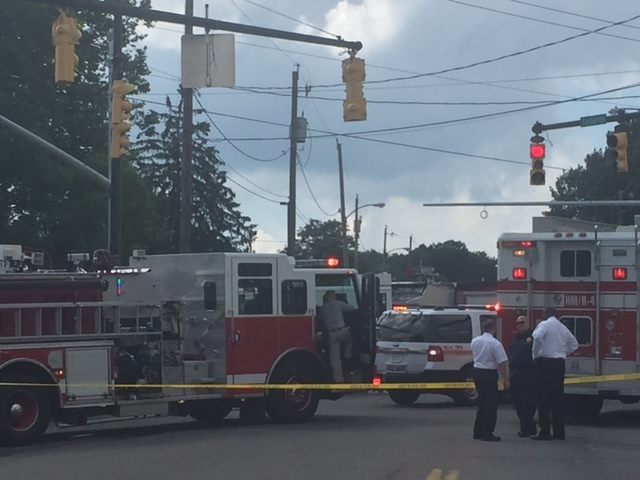 Two dead, 6 others injured in Akron fire truck collision