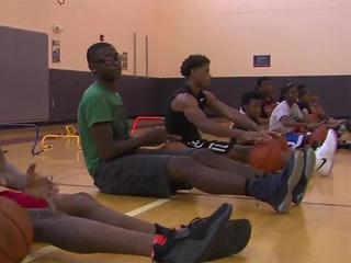 Faith inspires coach to help Cleveland's youth