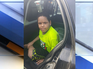 UPDATE: Police find parents of non-verbal child