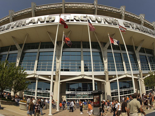 Official: Panels on Browns stadium pose no risk