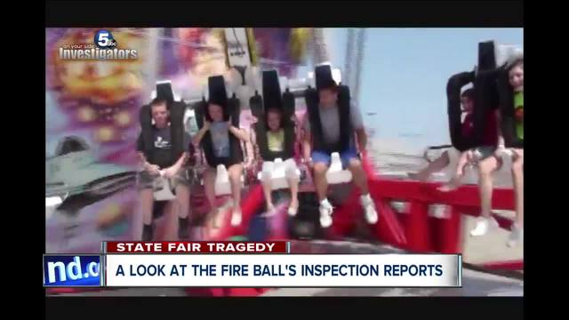 Records reveal -Fireball- thrill ride had past history of structural…