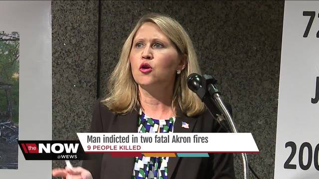 Fultz Street fires- Stanley Ford now charged in the deaths of 9 people in Akron