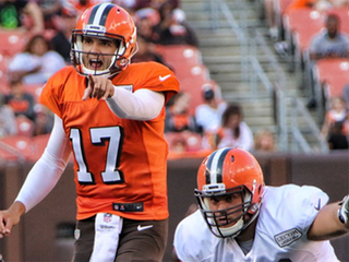Browns QB Brock Osweiler to start in opener