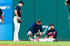 Indians' Michael Brantley on disabled list
