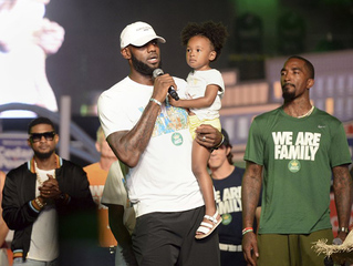 Petition calls for LeBron to replace DeVos