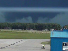 Tornado touches down in Trumbull County
