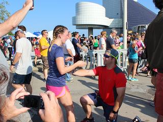 Milestones reached at Rock Hall Half Marathon
