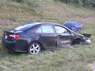 Driver falls asleep; hits, kills two on I-71