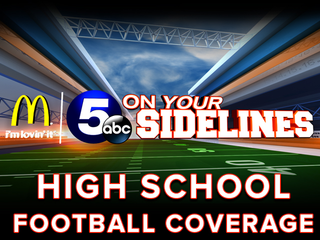 5 On Your Sidelines: High school football scores