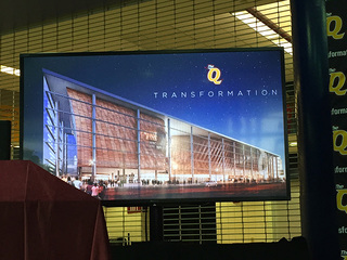 Cavs recommit $70M to Q renovation project